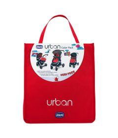 Conjunto-para-Carrinho-Urban---Color-Pack-Plus---Red---Chicco-Frente