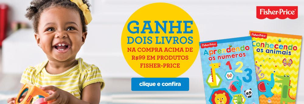 Promoção Fisher-Price