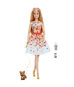 Boneca-Barbie-Colecionavel---Barbie-Look---Casual-Day---Mattel