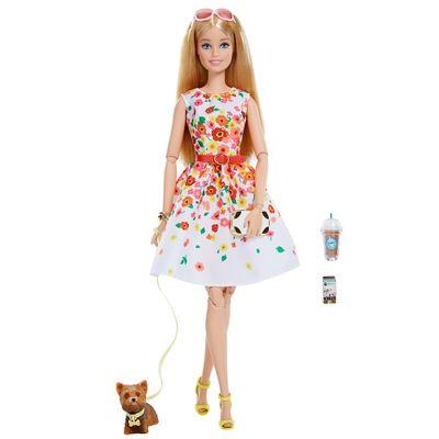 Boneca-Barbie-Colecionavel---Barbie-Look---Casual-Day---Mattel