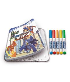 Pinte-e-e-Lave---DC-Comics---Batman---Fun