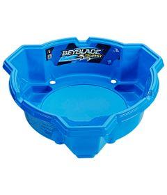 Arena-Beyblade-Burst---Azul---Hasbro