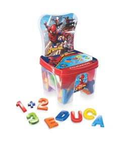Cadeira-Educakids---Homem-Aranha---Marvel---Lider