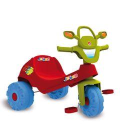 Triciclo-Jetban---Vermelho---Bandeirante