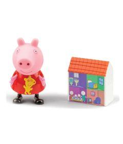 Figura-com-Acessorio---10-cm---Peppa-Pig---Peppa-com-Casinha---DTC