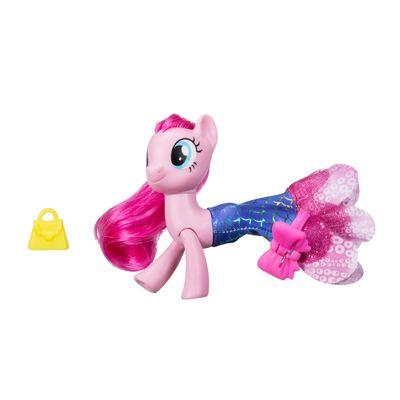 Figura-My-Little-Pony-Movie---15-cm---Moda-Terrestre-e-Marinha---Pinkie-Pie---Hasbro