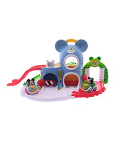 Playset-e-Veiculos---Personagens-Disney---Posto-do-Mickey-Mouse---Dican