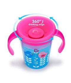 Copo-de-Treinamento---177-ml---Miracle-360---Deco---Rosa-e-Azul---Munchkin