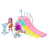 Boneca-e-Acessorios---Barbie---Chelsea-e-Pista-de-Skate---Mattel