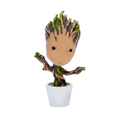 Figura-Colecionavel-10-Cm---Metals---Disney---Marvel---Guardioes-da-Galaxia---Groot-Baby---DTC