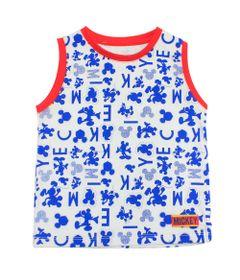 Camiseta-Regata-Machao-em-Meia-Malha---Branca-e-Vermelha---Be-Mickey---Disney---1