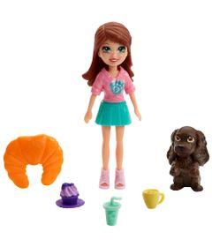 Mini-Boneca-e-Acessorios---Polly-Pocket---Cafe-dos-Bichinhos---Lila---Mattel