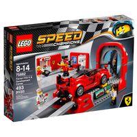 LEGO-Speed-Champions---Ferrari---Centro-de-Desenvolvimento---Ferrari-FXX-K---75882