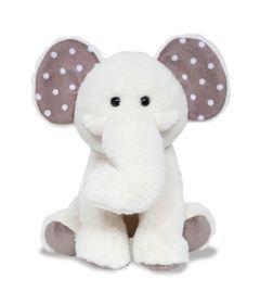 Pelucia---28-cm---Baby-Elephant---Buba