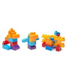 Blocos-de-Montar---Mega-Bloks---Sacola-com-80-Pecas---Fisher-Price