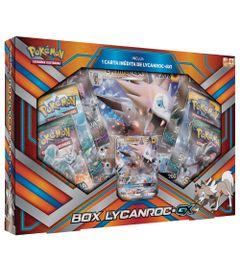 Jogo-Deluxe---Box-Pokemon---Colecao-Premium---Box-Lycanroc-GX---Copag