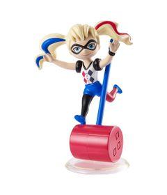 Mini-Boneca-Colecionavel---9cm---DC-Super-Hero-Girls---Harley-Quinn---Mattel