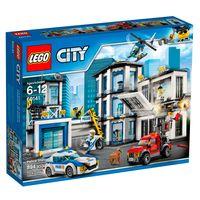 LEGO-City---Estacao-Policial---60141