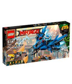 LEGO-Ninjago---Aviao-Relampago---70614