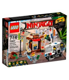 LEGO-Ninjago---Perseguicao-na-Cidade---70607