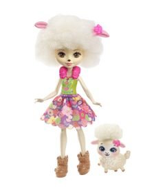 Boneca-Fashion-e-Pet---Enchantimals---Lorna-Lamb---Mattel