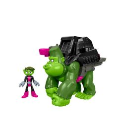 Figura-e-Veiculo---Imaginext---DC-Comics---Teen-Titans-Go---Mutano---Fisher-Price