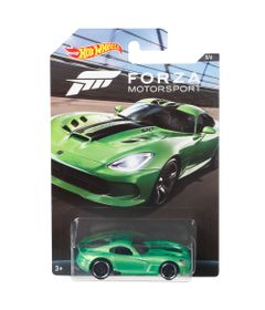 Carrinho-Die-Cast---1-64---Hot-Wheels---Forza-Motorsport---Dodge-Viper---Mattel