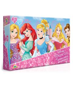 Quebra-Cabeca---Princesas-Disney---250-Pecas---Jak