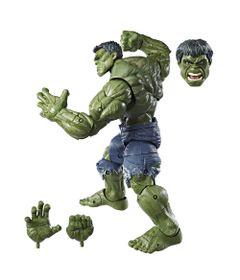 Figura-Articulada---30-Cm---Disney---Marvel---Legends---Hulk---Hasbro