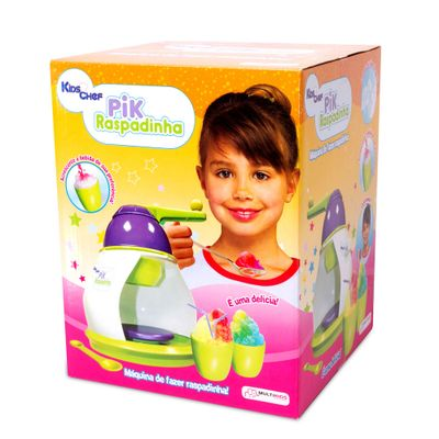 Pik Raspadinha - Kids Chef - Multikids