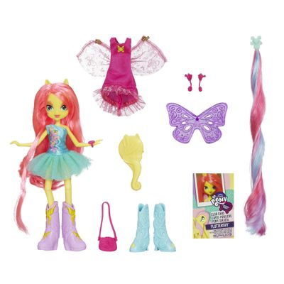Boneca My Little Pony - Equestria Girls - Fluttershy - Hasbro