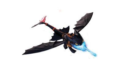 Action Figure - Dragão Banguela Grande - Como Treinar Seu Dragão - Sunny