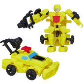 Transformers-4-Construct-Bots-Dinobot-Riders---Bumblebee---Hasbro---A6169