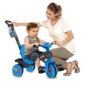 Triciclo-Veloban-Passeio---Azul---Bandeirante