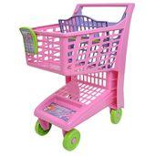 Carrinho-de-Supermercado-Market---Rosa---Magic-Toys