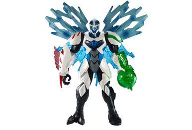 Boneco Max Steel - Mega Max - Mattel